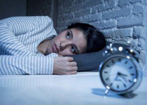 CBD bei Schlafstoerungen