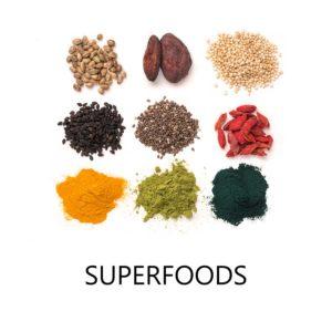 Superfood Hanfsamen
